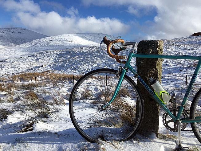 Winter's no reason to stop riding. Consider gravel or mountain biking and get exploring!