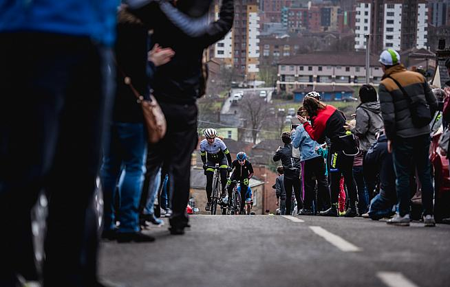 TT twist: Magnificent 7 features seven timed hill climbs over a 26-mile course. Photo: Colin Morley