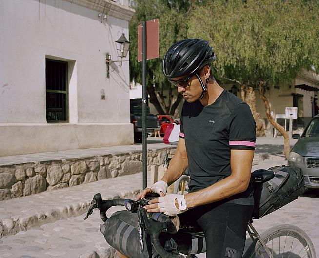 Coolest Deliveroo rider ever.