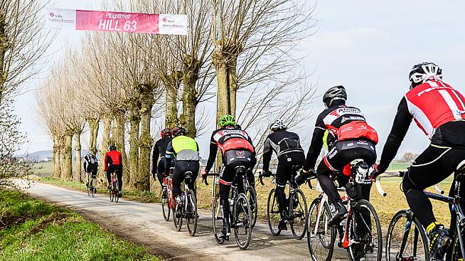 The Gent-Wevelgem course takes in numerous WWI landmarks including Hill 63 from the Battle of Messines. Credit: Etixx Classics Tour