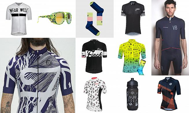 Ben trawls social media and presents his peng picks from cycling's boutique brands.