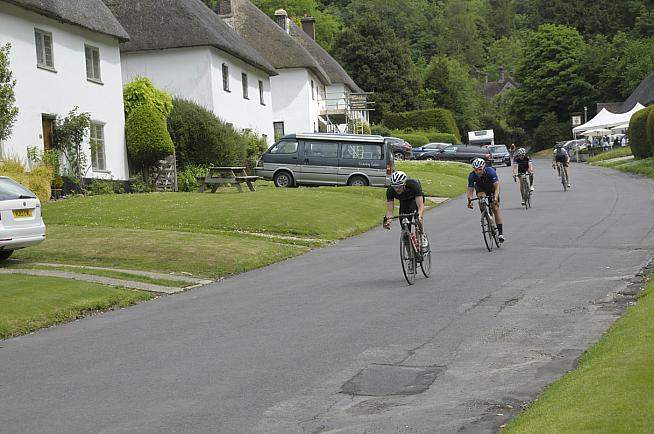 From Corfe Castle to quaint thatched villages you're never short of a view on the Tour of Wessex.