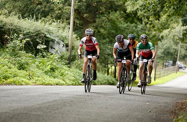 Explore Suffolk and the Chilterns by bike with SportiveUK.