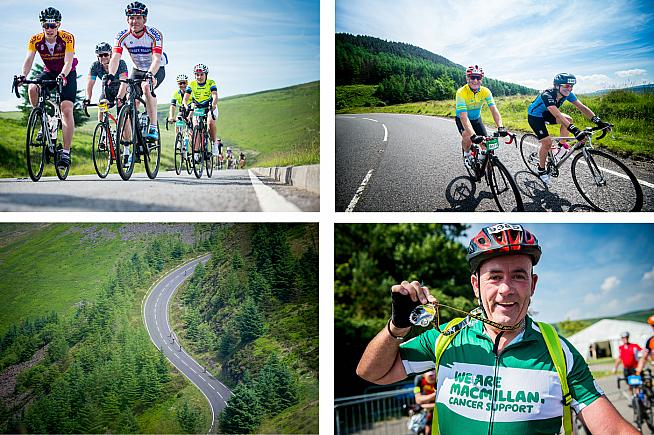 Beautiful weather welcomed riders to South Wales for the 2018 Dragon Ride.