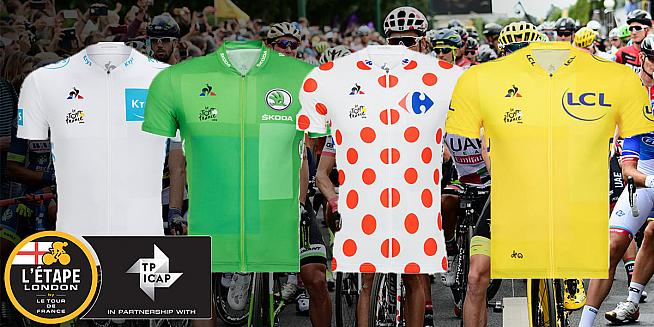 Predict this year's jersey winners to bag some great Tour de France prizes.