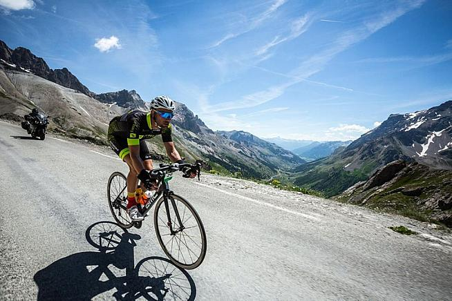 Nothing beats summer cycling - but a few precautions in hot weather will enhance your ride. Photo: La Marmotte / L. Salino