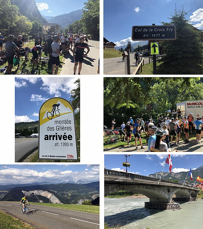 Ride in advance of the Tour de France - fully supported as you tackle the ultimate cycling challenge.
