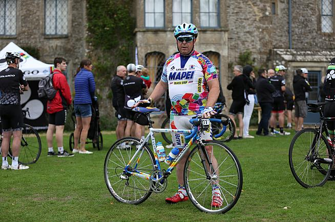 Mapei Man. Photo: Ian Gray