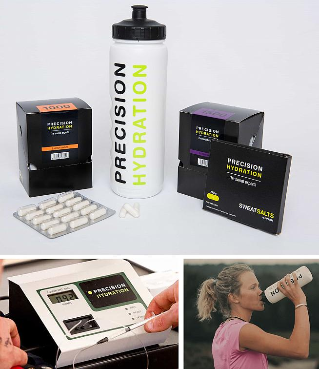 Precision Hydration offer a range of products that can be tailored to meet your hydration needs.