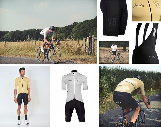Ride out the summer heat in style with Velobici's new Jude collection.