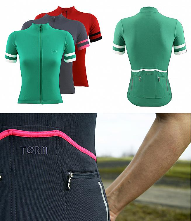 The two-man team at UK brand Torm have been quietly producing their  well-regarded range of Merino blend SportWool jerseys for many years now 52f68906b