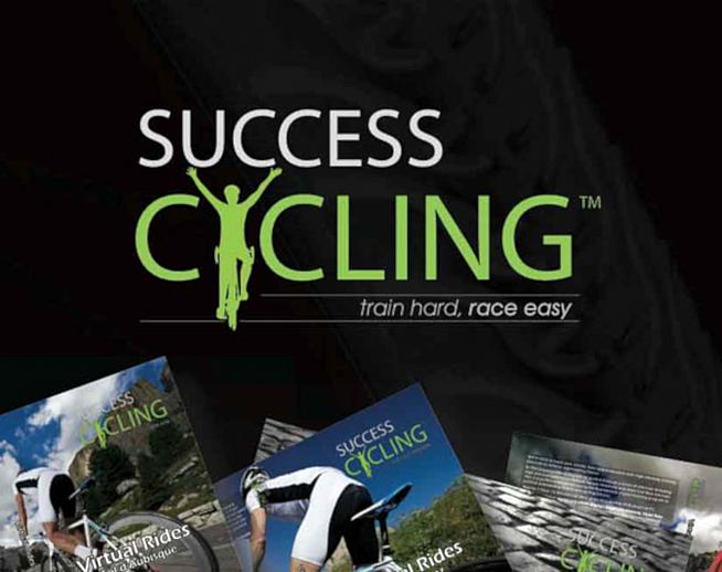 Success Cycling offer a range of training DVDs designed for use with turbo trainer or rollers.