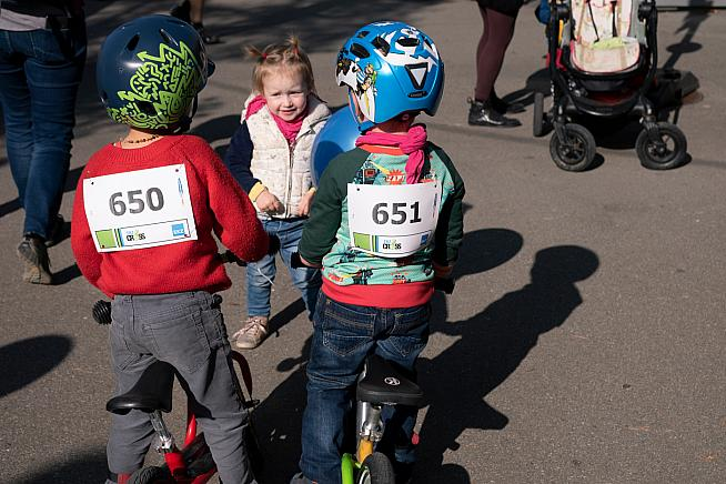 A fantastic weekend of cycling for all ages and levels... Photos: Emmie Collinge