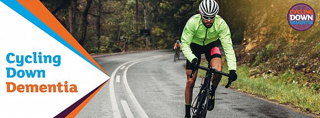 Ride 1 000 miles this winter and raise funds for dementia research.