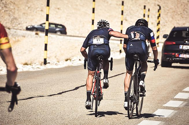 Haute Route have taken the decision to cancel this year's Alps and Pyrenees events.