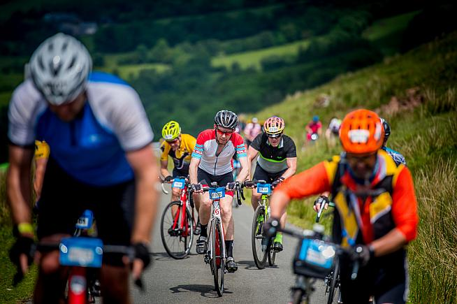 Club together with three friends and save up to 20% on entry to UKCE sportives.