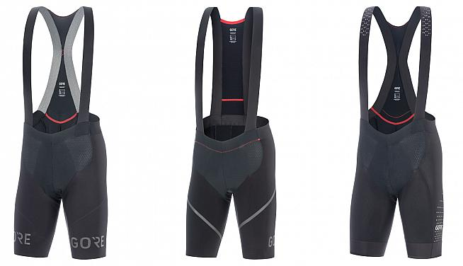 The range features three new designs for  (L-R) racing  endurance and hot conditions