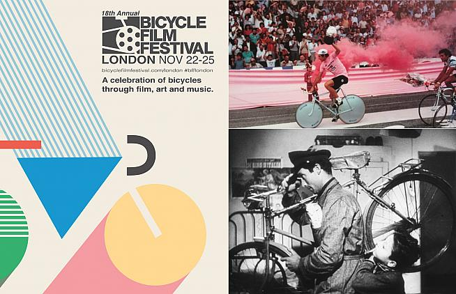Enjoy a long weekend of cycling-related screentime at the Bicycle Film Festival.