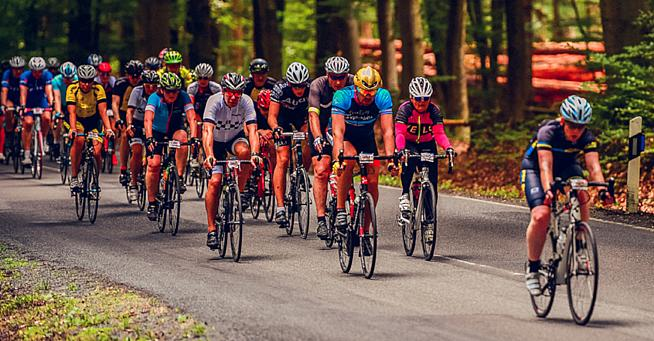 Explore Hamburg on closed roads in one of Germany's biggest sportives.