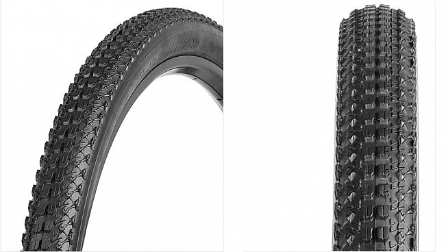 The T-CX from Vee Tire Co is a lightweight cyclocross/gravel tyre.