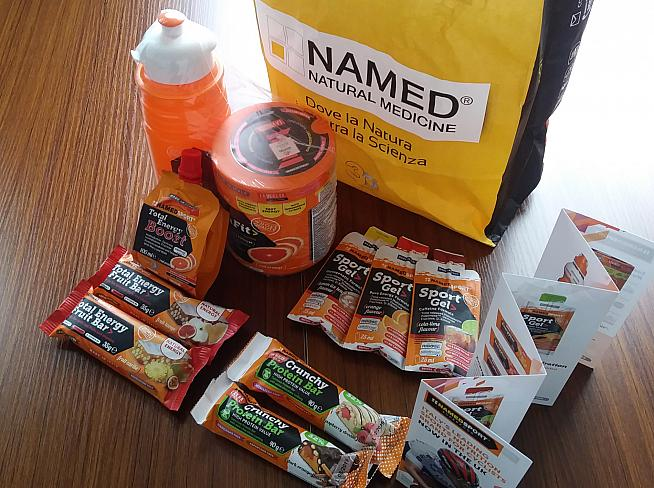 NAMEDSPORT> have a range of over 100 sports supplements so you can tailor a nutrition package that suits you.