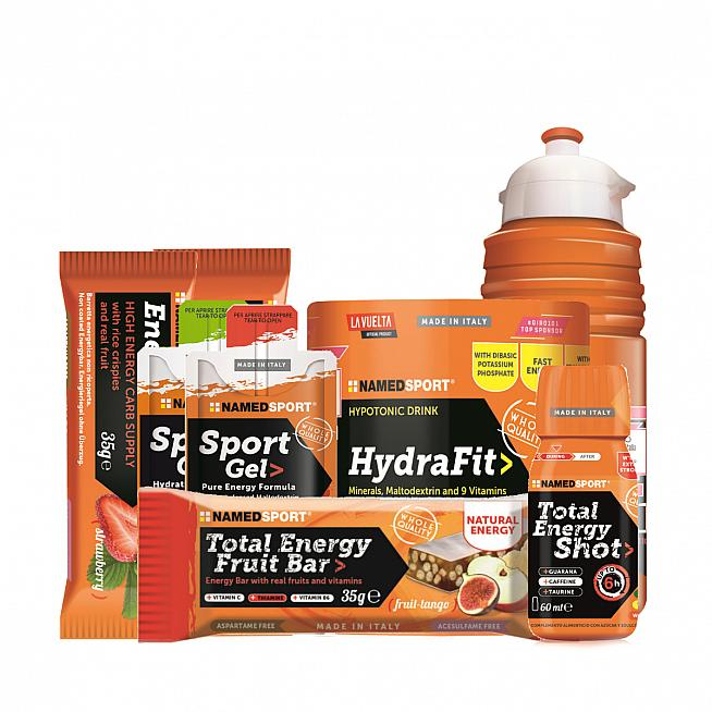 For £11.95 you can try out the NAMEDSPORT> sample pack including free next-day delivery.