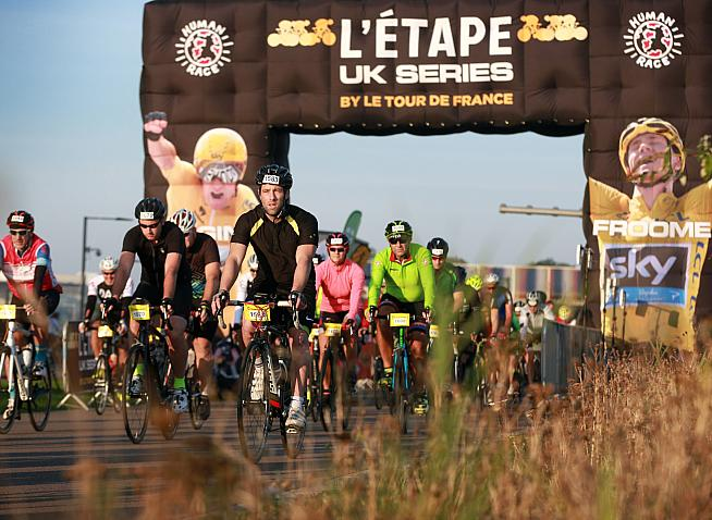 Entries are now open for L'Etape UK 2019 - now with clean air and extra greenery.