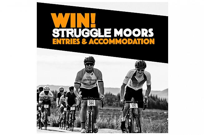 Win a place on Struggle Moors.