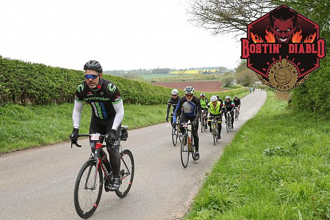 Explore the Peak District with the new Bostin' Diablo sportive this May.
