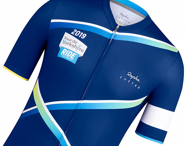 Rapha are to produce unique event jerseys for Human Race sportives in 2019.