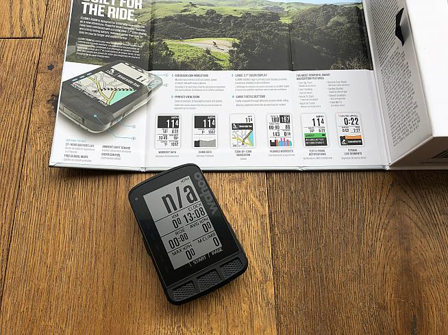 The Wahoo ELEMNT ROAM builds on the success of the BOLT with smart navigation and a larger colour screen.