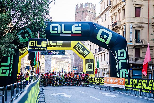 The 2019 Granfondo Ale La Merckx will host the first European Granfondo Championships.