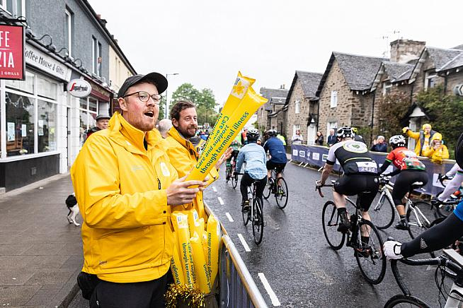 Last call for Etape Caledonia! Limited batch of entries released.