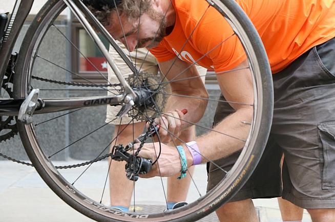 Check your bike before a big sportive and avoid mechanical issues spoiling your day.