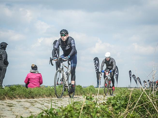 Experience the savage pavé of Paris-Roubaix on the classic sportive.