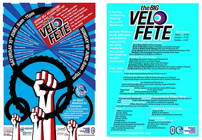 A packed weekend of cycling entertainment awaits at Velofete.