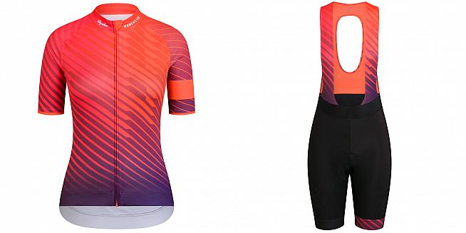 Rapha's Women's 100 kit will be available to buy from 15th June.
