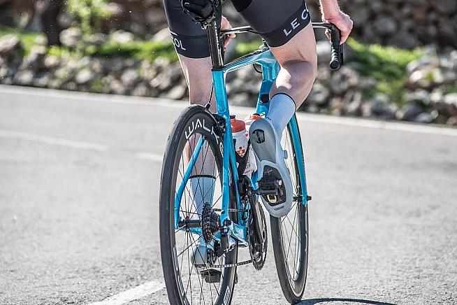 The Endurance SL R is among the bikes available to ride at Ribble's London demo day.