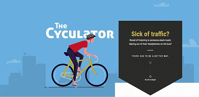 Find out how cycling to work could benefit you with Cycle Republic's Cyculator tool.