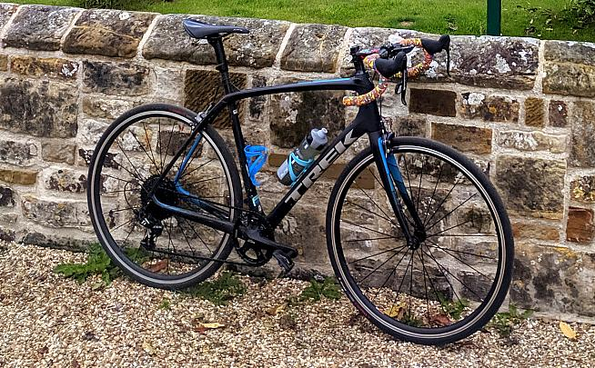 The Trek Sramano 1x in all its glory. We're actually oddly tempted...