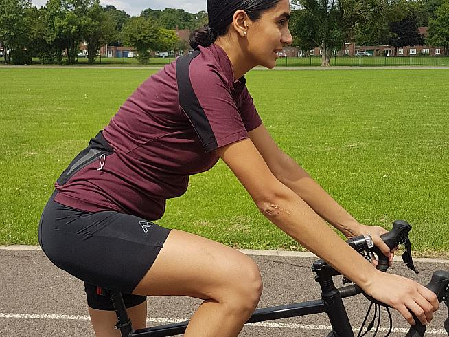 The women's range from 7Mesh features cycling-specific kit made from premium materials including merino.