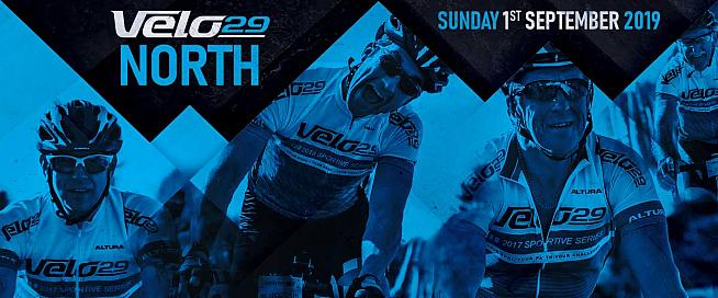 Velo29 North will take place this Sunday - ideal for those who missed out on the cancelled Velo North sportive.
