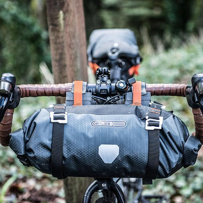 We put Ortlieb's range of bikepacking luggage to the test.