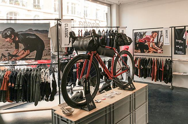 Rapha and Canyon will be joined by Wahoo at The Starling cafe in Harrogate.