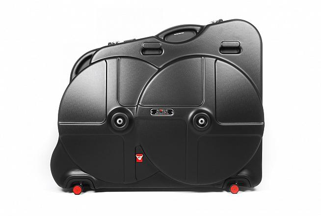The Aerotech Evolution X is a sturdy case for travelling with your bike.