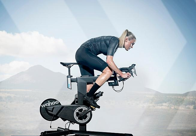A smart turbo trainer can help you target particular power zones.