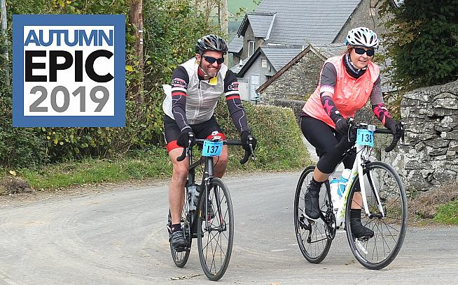 Don't miss what may be the last chance to ride the Autumn Epic - one of the UK's longest-running sportives.