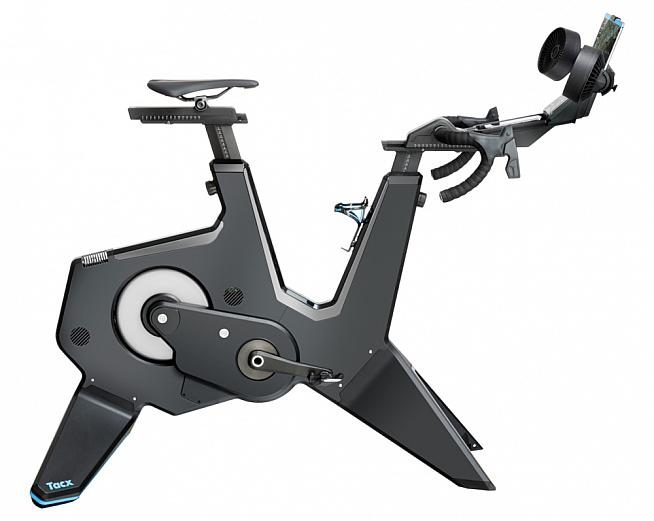 The Neo Bike Smart is a fully customisable smart trainer from Tacx.