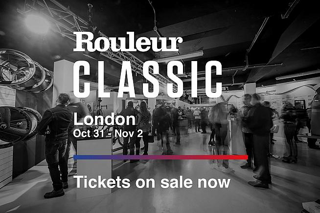 Join stars of cycling at Rouleur Classic LDN from 31 October - 2 November.