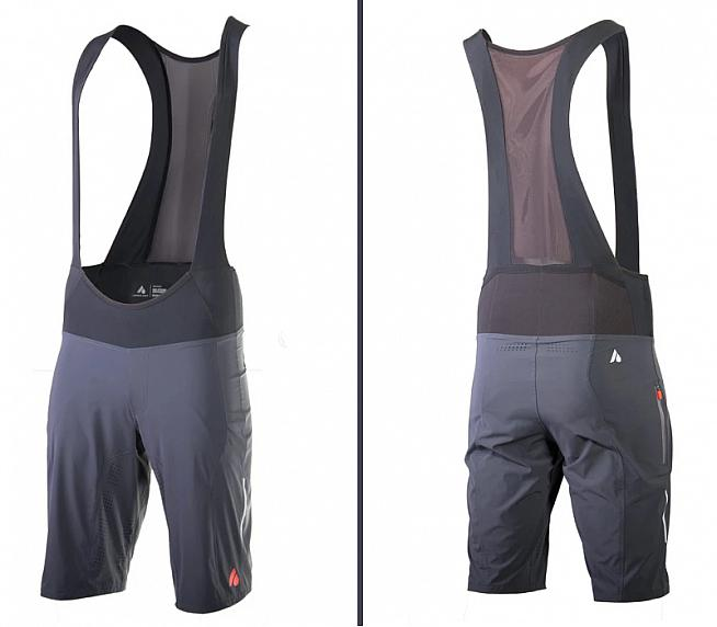 The Ignite 2 In 1 from Aussie Grit Apparel combine roadie bibs with MTB-style baggy shorts.
